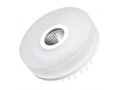 Светильник LTD-80R-Opal-Roll 2x3W White