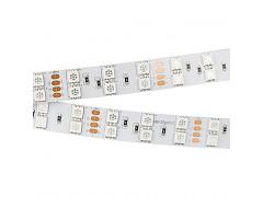 Лента RT 2-5000 24V RGB 2X2 (5060, 600 LED, LUX)