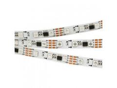 Лента SPI-5000-5060-60 12V Cx3 RGB-Auto (10mm, 13.2W, IP20)