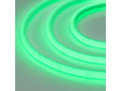 Лента RTW-2835-180 24V Green (14.4W/m, High temp)