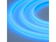 Лента RTW-2835-180 24V Blue (14.4W/m, High temp)