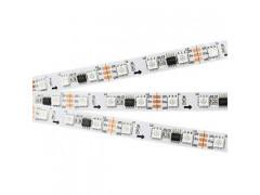 Лента SPI-5000-5060-60 12V Cx3 RGB (10mm, 14.4W, IP20)
