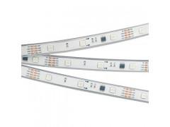 Лента SPI-5000PGS-5060-30 12V Cx3 RGB-Auto (12mm, 6.5W, IP67)