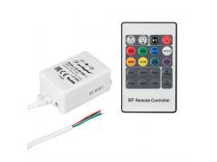 Контроллер LN-RF20B-J (12V, 72W, ПДУ 20кн)