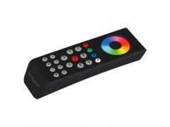 Сенсорный пульт SR-2819T8 Black (RGBW 8 зон)