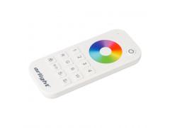Пульт SMART-R25-RGBW White (4 зоны, 2.4G)