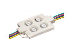 Модуль герметичный ARL-LM5050-4 RGB 12V