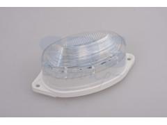 Лампа-строб накладная 30 LED зеленая