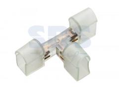 Муфта для соединения гибкого неона, Т-коннектор (без иглы)