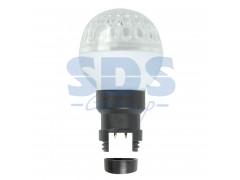 LED Лампа строб для белт-лайта ∅50мм белая Neon-Night