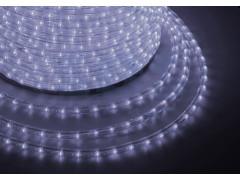 Дюралайт LED, эффект мерцания (2W) - белый, бухта 100м