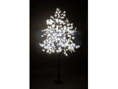 """Светодиодное дерево """"Клён"""", высота 2, 1м, диаметр кроны 1, 8м, белые светодиоды, IP 65, понижающий трансформатор в комплекте, NEON-NIGHT"""