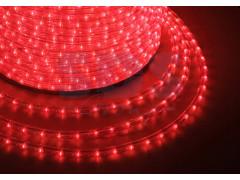 Дюралайт LED , постоянное свечение (2W) - красный, бухта 100м, Neon-Night