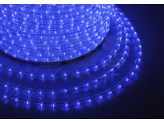 Дюралайт LED, постоянное свечение (2W) - синий, бухта 100м