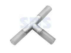 Муфта T - коннектор для дюралайта LED 3W ∅13мм