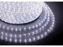 Дюралайт LED, свечение с динамикой (3W) - белый, бухта 100м