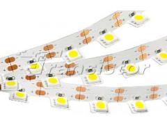 Лента RV 2-5000 12V Yellow 2X (5060, 300LED, 0-90)