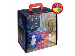 Готовый комплект для новогоднего украшения Детской Мультиколор