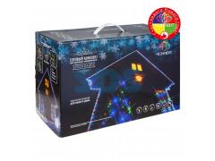 Готовый комплект для новогоднего украшения дома Standard Мультиколор