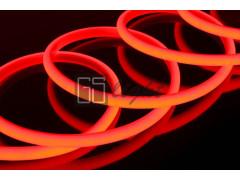 Термостойкая светодиодная лента SMD 2835 180LED/m IP68 24V Red