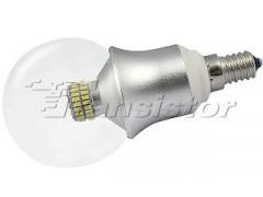 Светодиодная лампа E14 CR-DP-G60 6W Day White