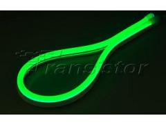 Гибкий неон ARL-CF2835-U15M20-24V Green (26x15mm)