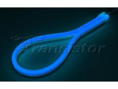 Гибкий неон ARL-CF2835-Classic-220V Blue (26x15mm)