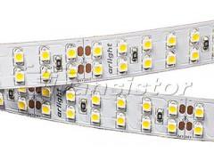 Лента RT 2-5000 24V White 2X2 (3528, 1200 LED,LUX)