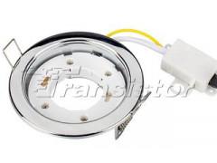 Светодиодная лампа Рамка GX53 106CC Хром