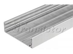Алюминиевый Профиль TOP-LINIA140-2000 ANOD
